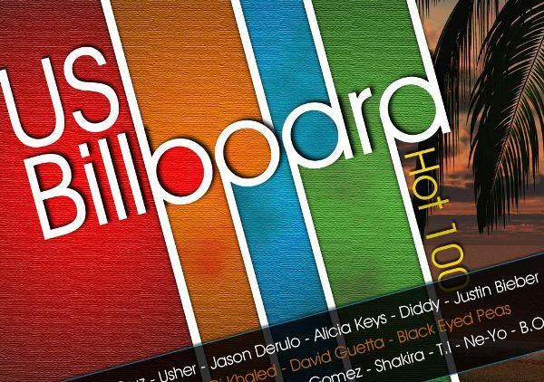 Топ-10 музыкальных хитов лета по версии журнала Billboard.