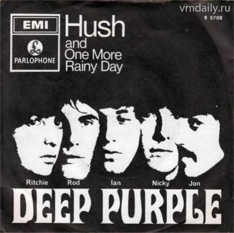 10 легендарных песен группы Deep Purple