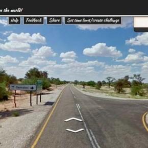 GeoGuessr: симулятор онлайн выживания от Google.