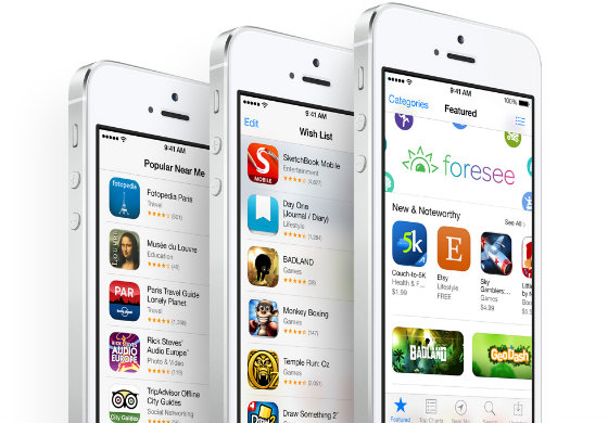 Официальная презентация iPhone 5S и iPhone 5C.