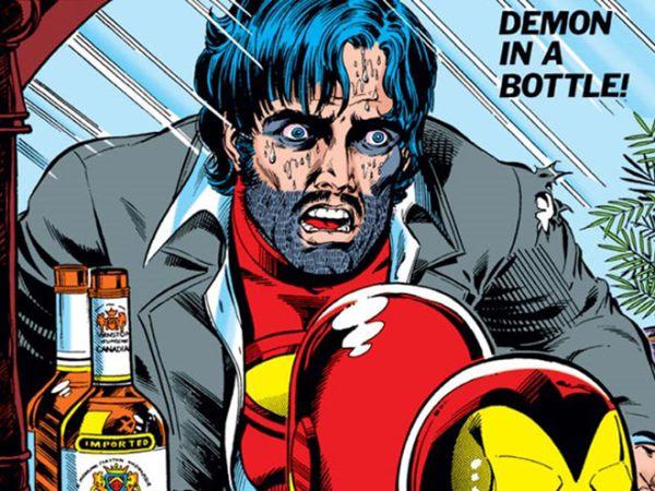 Вредные привычки супергероев.