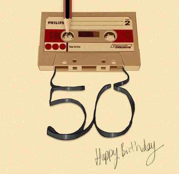 Аудиокассете — 50 лет!