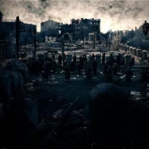 Третий трейлер фильма «Сталинград» 2013. В главной роли Петр Федоров