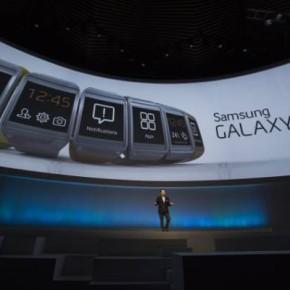 Часы Galaxy Gear от Samsung. Технические характеристики,обзор и дата выхода.