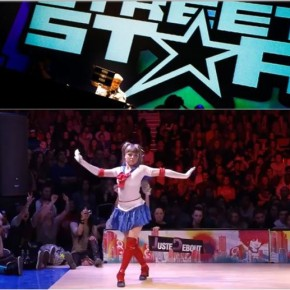 STREETSTAR 2013 — Vogue Femme Final Battle Lasseindra (FRA) vs Inxi (FIN)