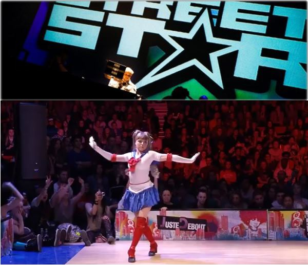 STREETSTAR 2013 — Vogue Femme Final Battle Lasseindra (FRA) vs Inxi (FIN)