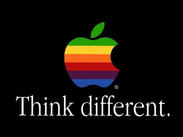 Почему логотип Apple в виде надкусанного яблока?