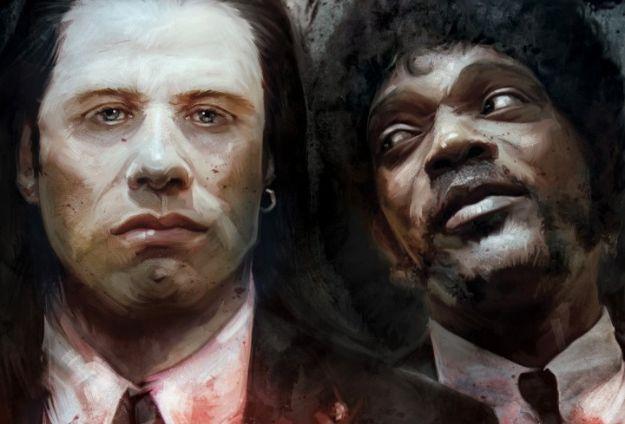 Иллюстрации к фильмам от Vlad Rodriguez.