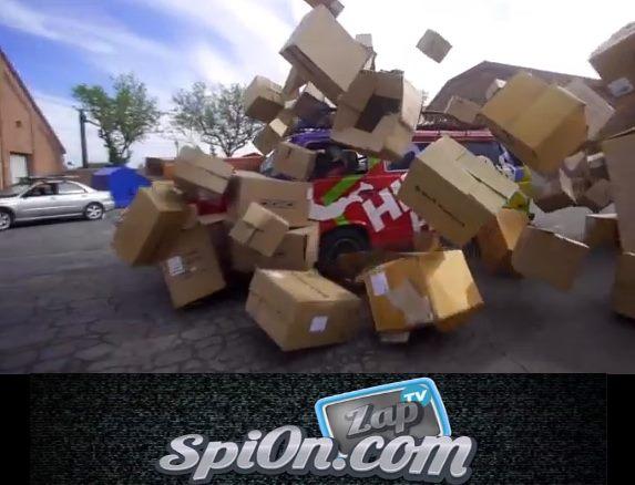 Видеоприколы от Zap Spion 184