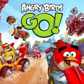 11 декабря Rovio выпустит гоночный симулятор «Angry Birds GO»