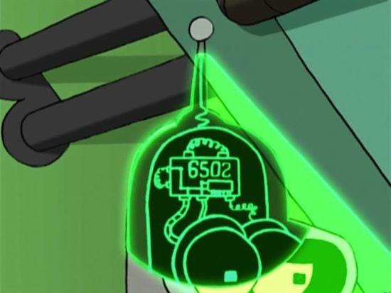 У Бендера из «Футурамы», Терминатора и игровой приставки Nintendo одинаковый процессор