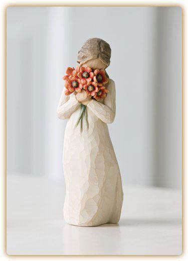 Живые и эмоциональные фигурки на тему: семьи, любви и отношений от Сьюзан Лорди