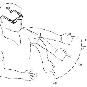 Google запатентовал жесты