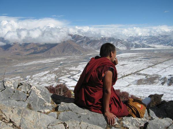 С помощью медитации тибетские монахи меняют температуру тела и могут замедлять метаболизм