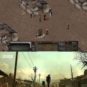 Эволюция компьютерных игр с 1990-2013