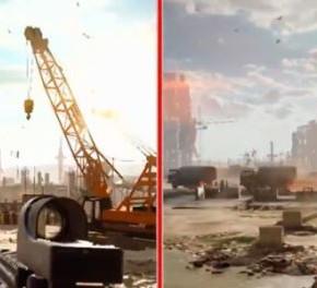 Сравнительное видео Battlefield 4 на Xbox One и PS4