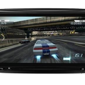 Смартфон Much i5 со встроенным игровым контроллером, способный запускать игры от Sony PSP