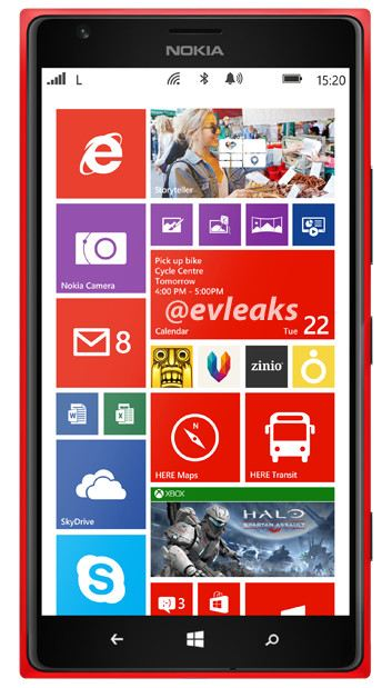 Обзор нового мощного Windows Phone cмартфона — NOKIA LUMIA 1520. Скоро в продаже