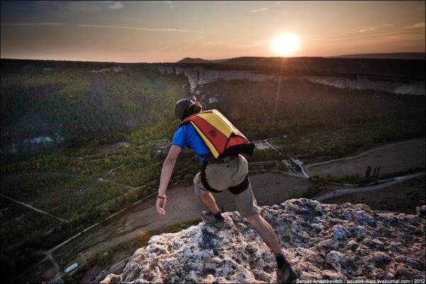 Экстримальные прыжки с высоты+паркур+захватывающее видео единоборств