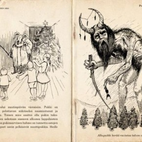 Дед Мороз, Йоулупукки или Рождественский козёл?