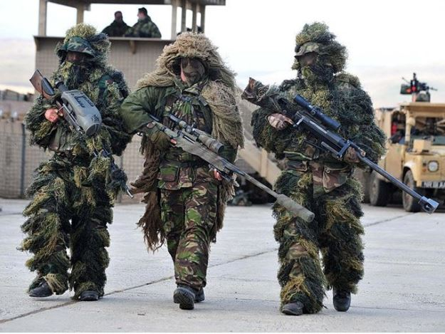 7 видов самой устрашающей военной экипировки