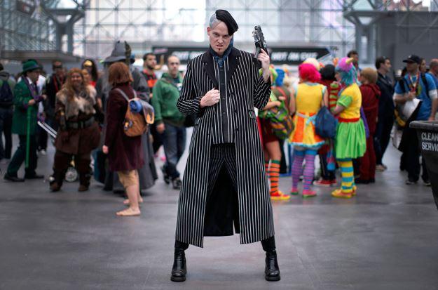 New York Comic Con 2013 . Подборка самых интересных косплеев. Фоторепортаж