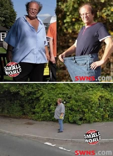 Самые интересные случаи похудения толстяков