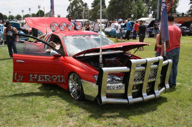 Фестиваль автомобилей «Summernats»