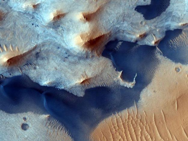 Невероятные пейзажи Марса, от которых и сам будешь в экстазе