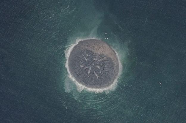 В результате землетрясения на территории Пакистана появился новый остров