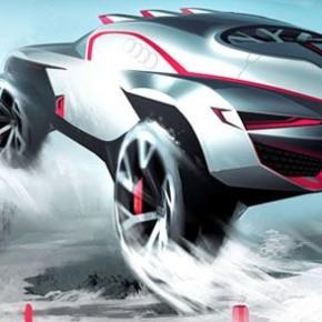 Крутые экземпляры автомобильного дизайна будущего. [40 фото]