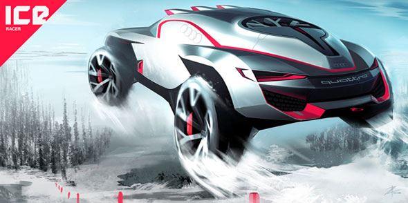 Автомобильный дизайн будущего: 40 крутых экземпляров автопрома будущего