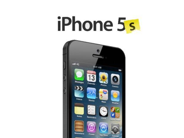 APPLE IPHONE 5S — самый быстрый смартфон 2013 года.