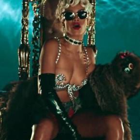 Новый клип Рианны на старую песню