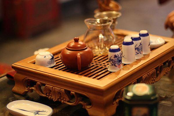 Чайные церемонии Японии и Китая