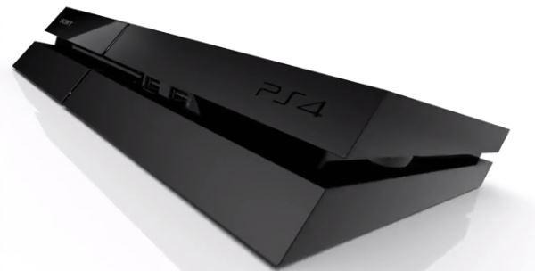 Технические характеристики PlayStation 4