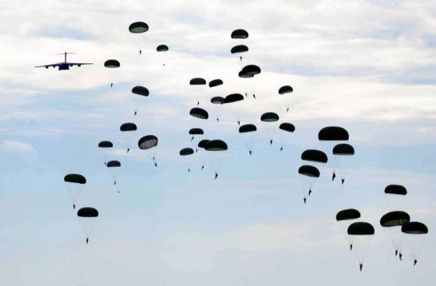 Лучшие работы фотографов ВВС США