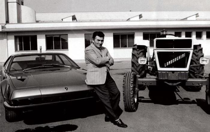 История выпуска спортивных автомобилей Ламборджини. Почему спорткары, а не тракторы?