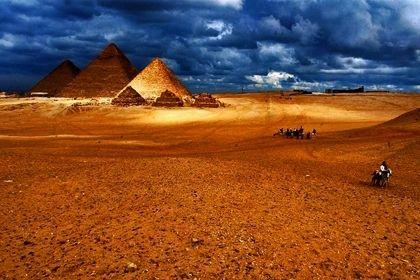 5 достопримечательностей Египта, окутанные тайнами и загадками.