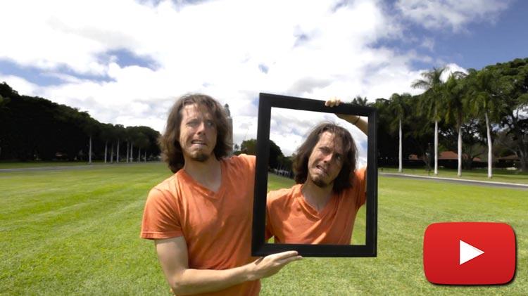 «Границы разума» — видеомонтаж от Бена Бутвела и Стивена Алана, который сведет вас с ума.