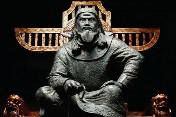 5 интересных фактов о Чингисхане
