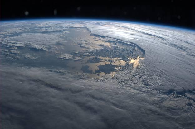 Наиболее интересные и невероятное красивые снимки Земли с Международной Космической Станции