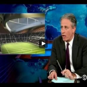 Джон Стюарт о ЧМ по футболу в 2022 в Катаре