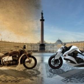 Супер концепт мотоцикла ИЖ