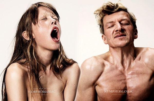 Первый откровенный трейлер порнодрамы «Нимфоманка»