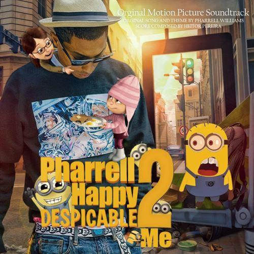 Фаррелл Уильямс выпустил 24 часовой клип «Happy»