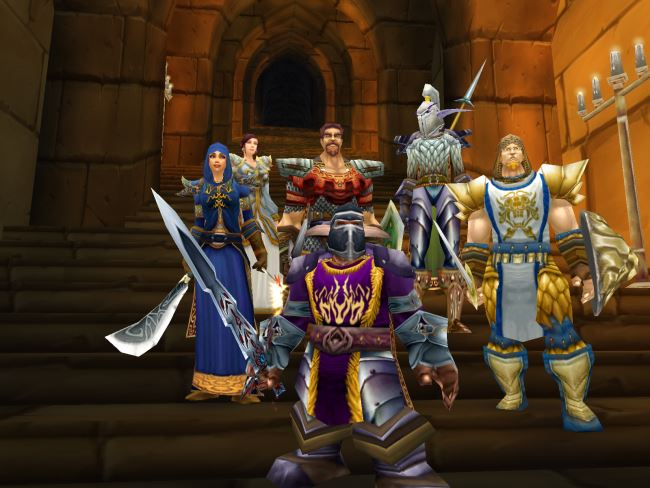 Фильм «Warcraft». Первые иллюстрации фильма, немного о сюжете, а также актерский состав.