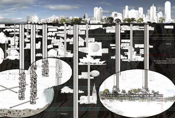 15 самых необычных концептов небоскребов будущего