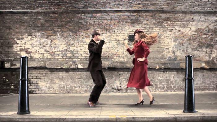 Как менялась мода за 100 лет в течении 100 секунд в одном видео