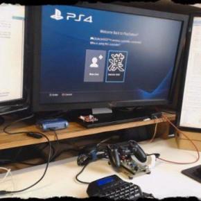 На PlayStation 4 можно будет играть мышкой и клавиатурой (видео)
